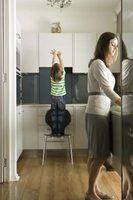 A melhor cor de tinta branca para armários de cozinha