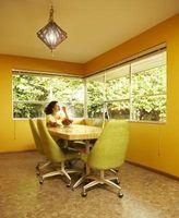 As melhores cores pintura amarela