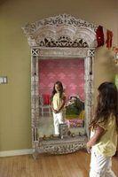 As causas de manchas pretas na espelhos