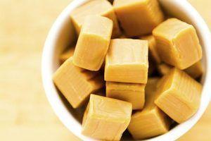 A diferença entre caramelo e manteiga
