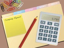 As diferenças entre a contabilidade geral e balanço