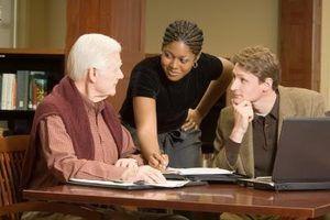 As diferenças entre a administração da escola de supervisão escolar
