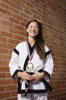 As diferenças entre tae kwon do e jujitsu
