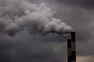 Os diferentes tipos de poluição atmosférica