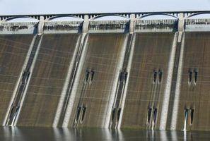 As desvantagens da energia hidrelétrica