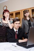Os efeitos do assédio no local de trabalho