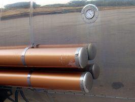 Os efeitos do gás natural na tubulação de cobre
