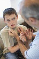 Os efeitos do excesso de disciplinador sobre crianças