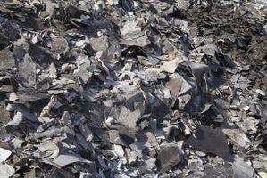 Os efeitos de disposição de resíduos sólidos