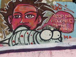 Os efeitos da violência adolescente