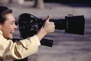 As câmeras digitais de ação e tiro mais rápido e melhor