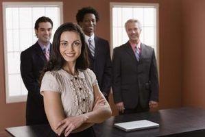 As carreiras mais bem pagas para as mulheres