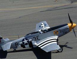 A história do mustang p-52