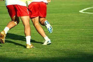 As regras de horas extras para o futebol do ensino médio
