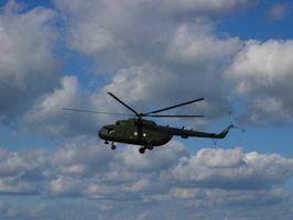 Os princípios de voo de helicóptero