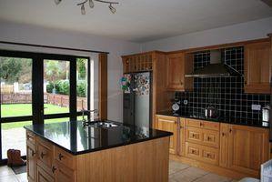 Regulamentos de construção cozinha