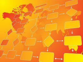 As regras para diagramas de fluxo de dados