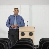 Os salários dos palestrantes motivacionais