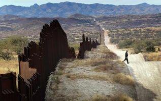 O salário para patrulha de fronteira no sul do texas