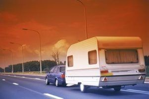 Os tipos de baterias para trailers de viagem