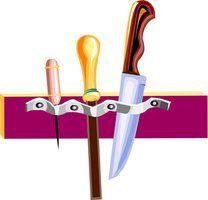 Os tipos de barras de ferramentas