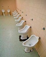 Os tipos de urinóis
