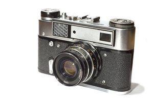 O que fazer com as câmeras antigas