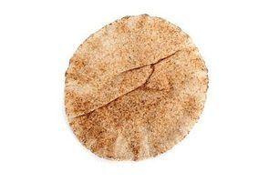 O que fazer com pão pita