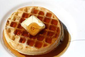 Coisas para fazer em uma máquina de waffle