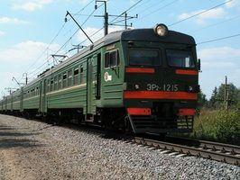 Três tipos de trens de carga modernos