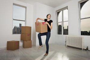 Dicas sobre se movendo para uma nova casa