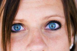 Dicas para melhorar a minha cor dos olhos