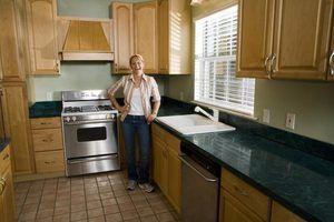Macho e fêmea do pinho branco ideias armário de cozinha