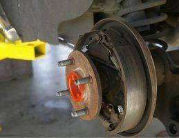 Ferramentas para freios a tambor