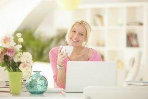 Top 10 casa empregos para as mulheres