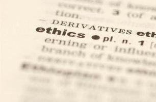 Tópicos para uma tese ética