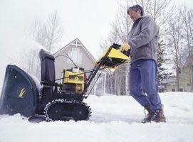 Especificações do motor toro modelo snowblower s200