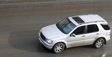 Toyota harrier 2006 especificações