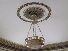 Bandeja idéias de iluminação de teto
