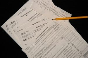 Exigências de arquivamento do imposto de confiança