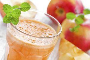 Tipos de álcool feito a partir de maçãs