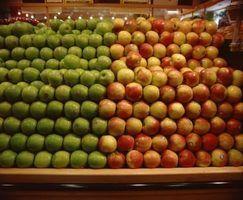 Tipos de maçãs para bolos