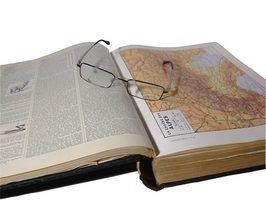 Tipos de mapas de atlas