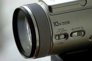 Tipos de conexões de porta de câmara