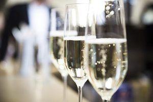Tipos de champanhe e vinho espumante