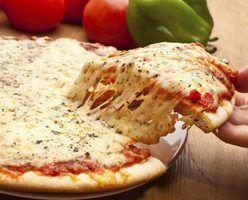 Tipos de queijo usado em pizzas