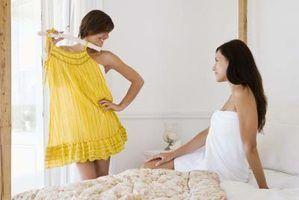 Tipos de roupas e moda