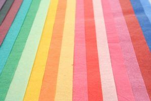 Tipos de papel craft