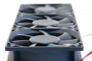 Tipos de motores de ventilador
