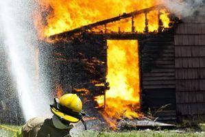 Tipos de sistemas de protecção contra incêndios
